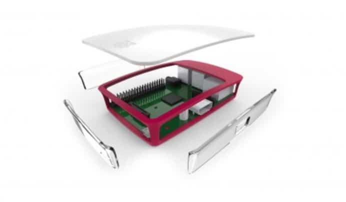 Faire entrer le Raspberry Pi dans son boitier