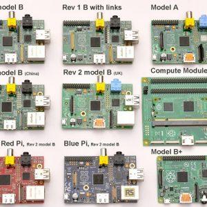 Bien choisir son modèle de Raspberry Pi